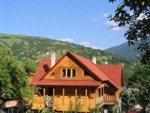 Rakhiv guest-houses
